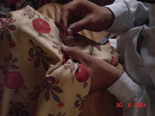 for web - International Crafts Residency 2 - Priya Ravish Mehra 'Rafoogari'